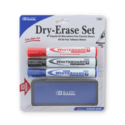 Dry Erase Marker - Assorted Color 3Pk - 1 count only