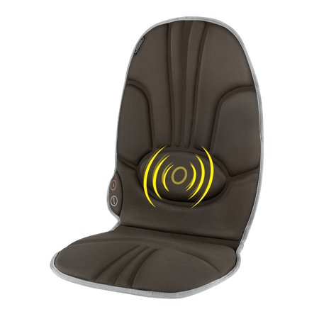 HoMedics Comfort Deluxe Back Massage Cushion With Heat, VC-110 (Back Massager For Chair Homedics)