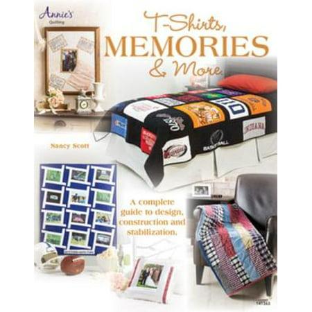 T-Shirts, Memories & More - eBook