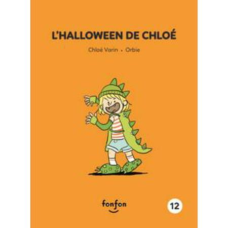 L'Halloween de Chloé - eBook - Bienvenue A L'halloween