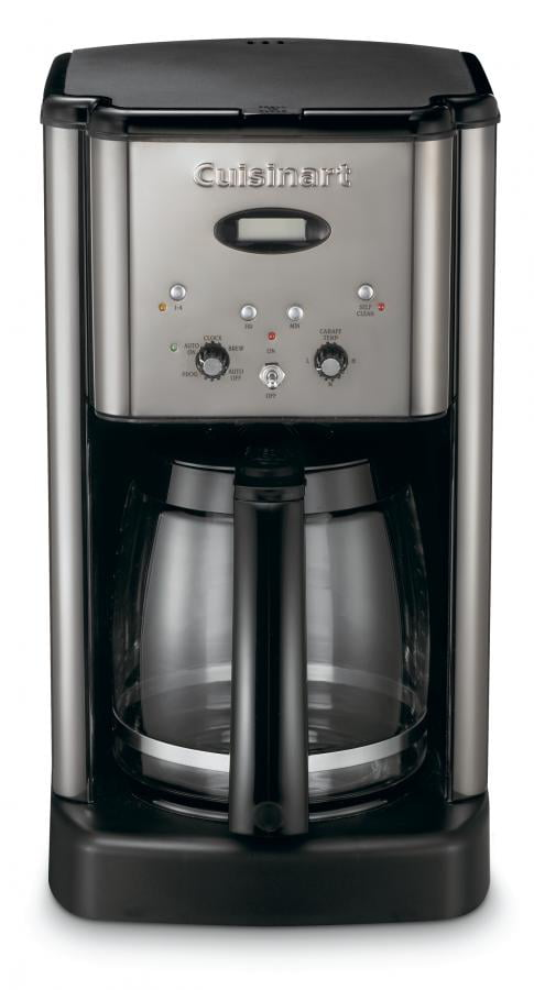 Cuisinart Brew Central 12 Cup Programmable Stainless Steel ...