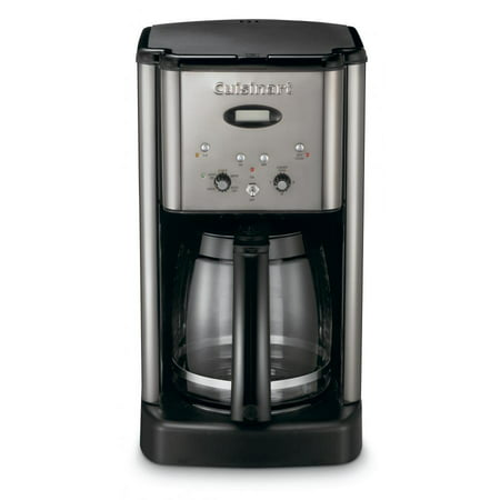 Cuisinart Brew Central 12 Cup Programmable Stainless Steel Coffee Maker Delay Brew Coffee Maker