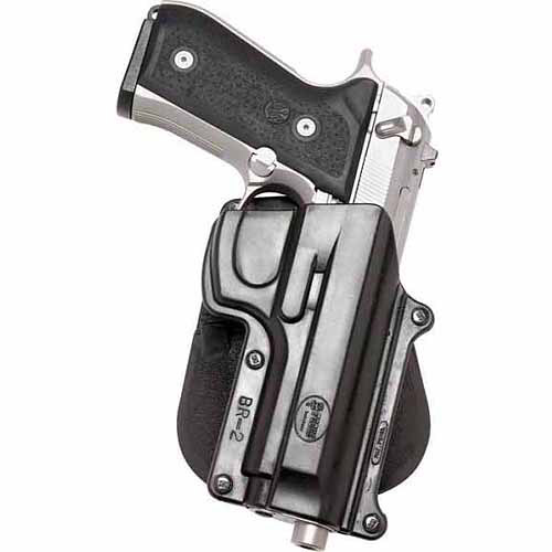 Fobus Roto Right-Handed Holster, Beretta 92, 96, Taurus 92, 99, 101, CZ75B 9mm by Fobus