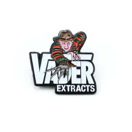 Original Freddy VADER EXTRACTS Halloween Christmas Horror Movie Theme Enamel Pins Collectible Stoner Pins (Halloween Original Trailer)