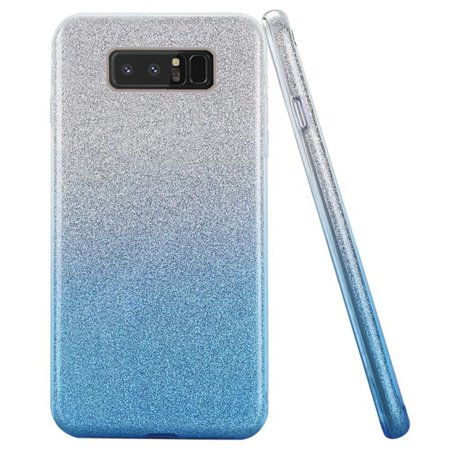 new style f8a88 b4f6b For Samsung Galaxy Note 8 SHINE Hybrid Hard Case Rubber Cover +Screen  Protector