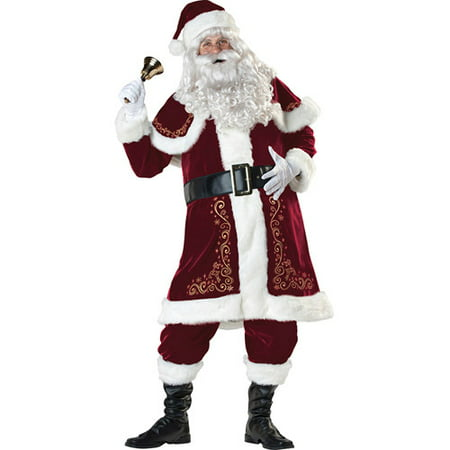 Jolly Ol St. Nick Adult Halloween Costume - Nick Jr Happy Halloween