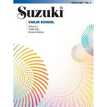 Suzuki Viola School - Suzuki Violin School, Vol 2 : Violin Part