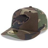Buffalo Bills New Era Woodland Camo Low Profile 59FIFTY Fitted Hat