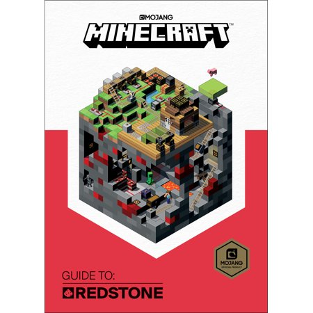 Minecraft: Guide to Redstone (Hardcover) (The Official Minecraft Guide)