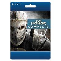 For Honor Complete Edition, Ubisoft, Playstation, [Digital Download]
