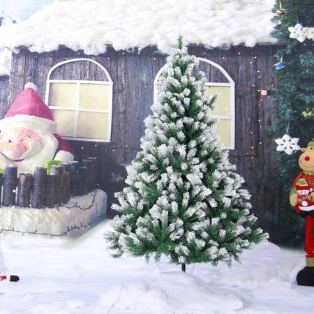large 121518m spra y snow white artificial christmas tree christmas decoration