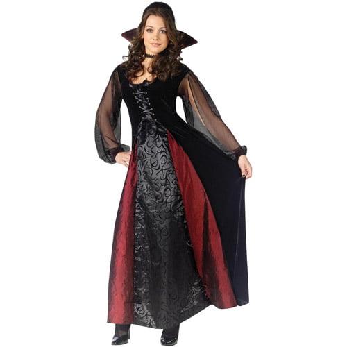 Goth Maiden Vampire Adult Halloween Costume