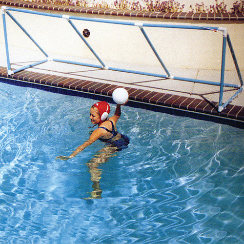 PVC Water Polo Goal by Generic