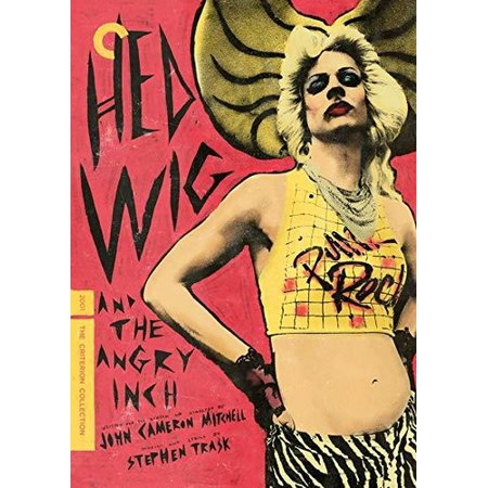 Hedwig And The Angry Inch (DVD) (Movies In C)