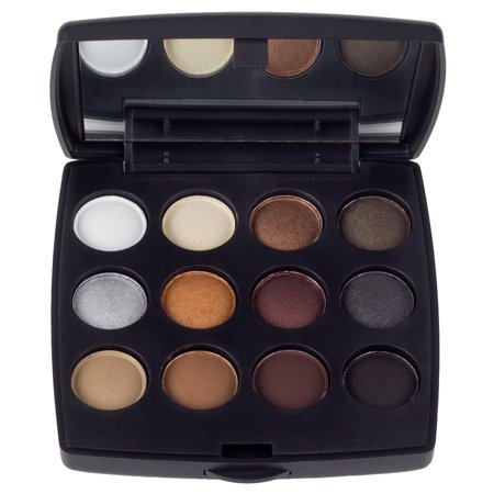 Coastal Scents Go Palette Cario 12 Piece Eye Shadow Makeup Kit