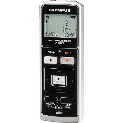 Olympus Digital Voice Recorder _VN 6200PC_