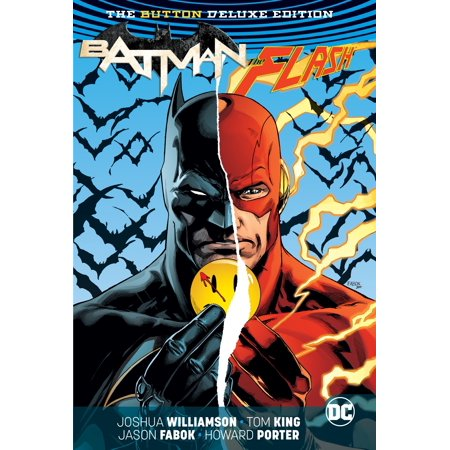 Batman/The Flash: The Button Deluxe -