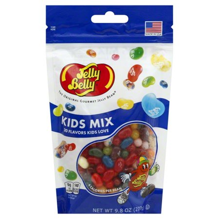 Jelly Belly, Kids Mix Assorted Flavors Jelly Beans, 9.8 Oz (Jelly Bean Poem)