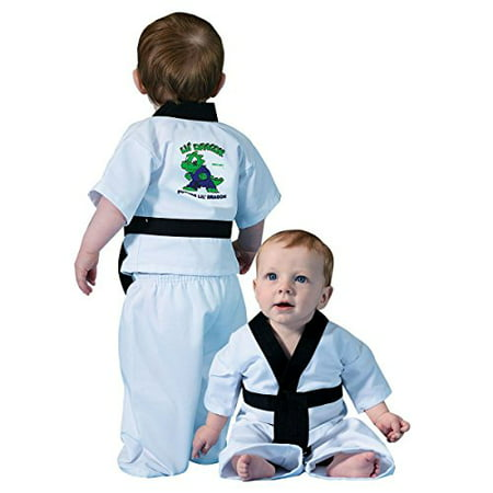 Century Lil Dragon Infant Karate Uniform - 0-6 (17th Century Children's Costume)