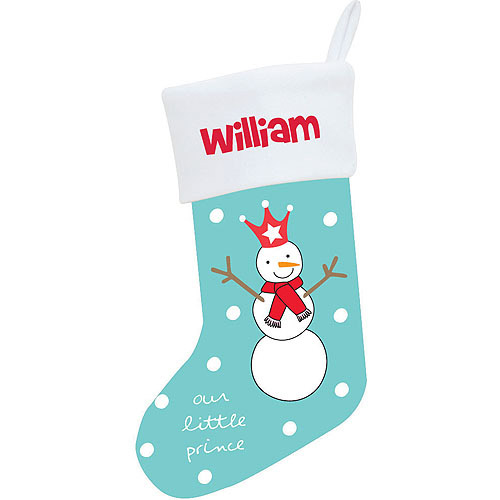 Personalized Sandra Magsamen Little Prince Stocking