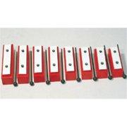 Rhythm Band Instruments RB2123 8 Note Resonator Bell Set