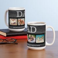 Personalized Photo Memory Reel Mug