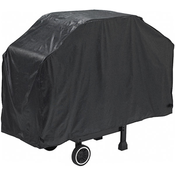 "Deluxe Waterproof Barbeque BBQ Grill Cover Medium 59"" Length Black 100% Waterproof... by KapscoMoto"