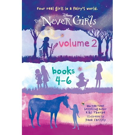 The Never Girls Volume 2: Books 4-6 (Disney: The Never Girls)](Halloween Two Types Of Girls)