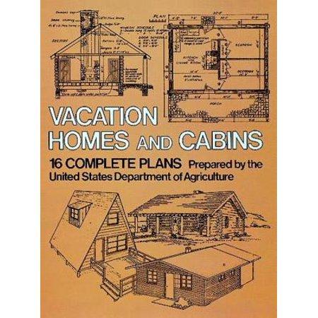 Vacation Homes and Log Cabins - eBook