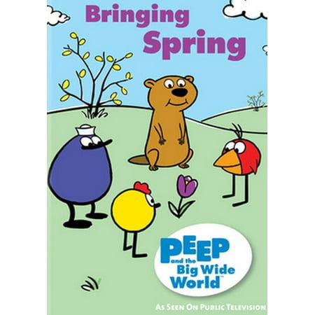 Peep & The Big Wide World: Bringing Spring (DVD)