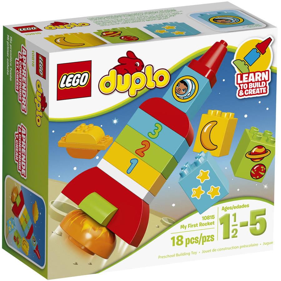 LEGO DUPLO My First My First Rocket, 10815
