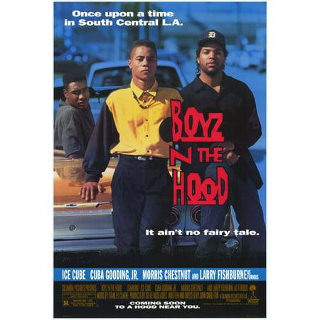 Boyz N the Hood (1991) 27x40 Movie Poster](Halloween Movie Poster 27x40)