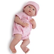 JC Toys My Precious Twin Baby Girl Doll - Pink