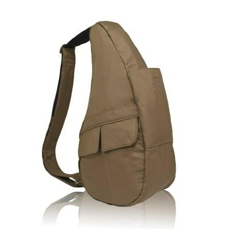 AmeriBag - Extra Small Microfiber Healthy Back Bag - Taupe Extra Small Microfiber  Healthy Back Bag - Walmart.com 42373151213b0