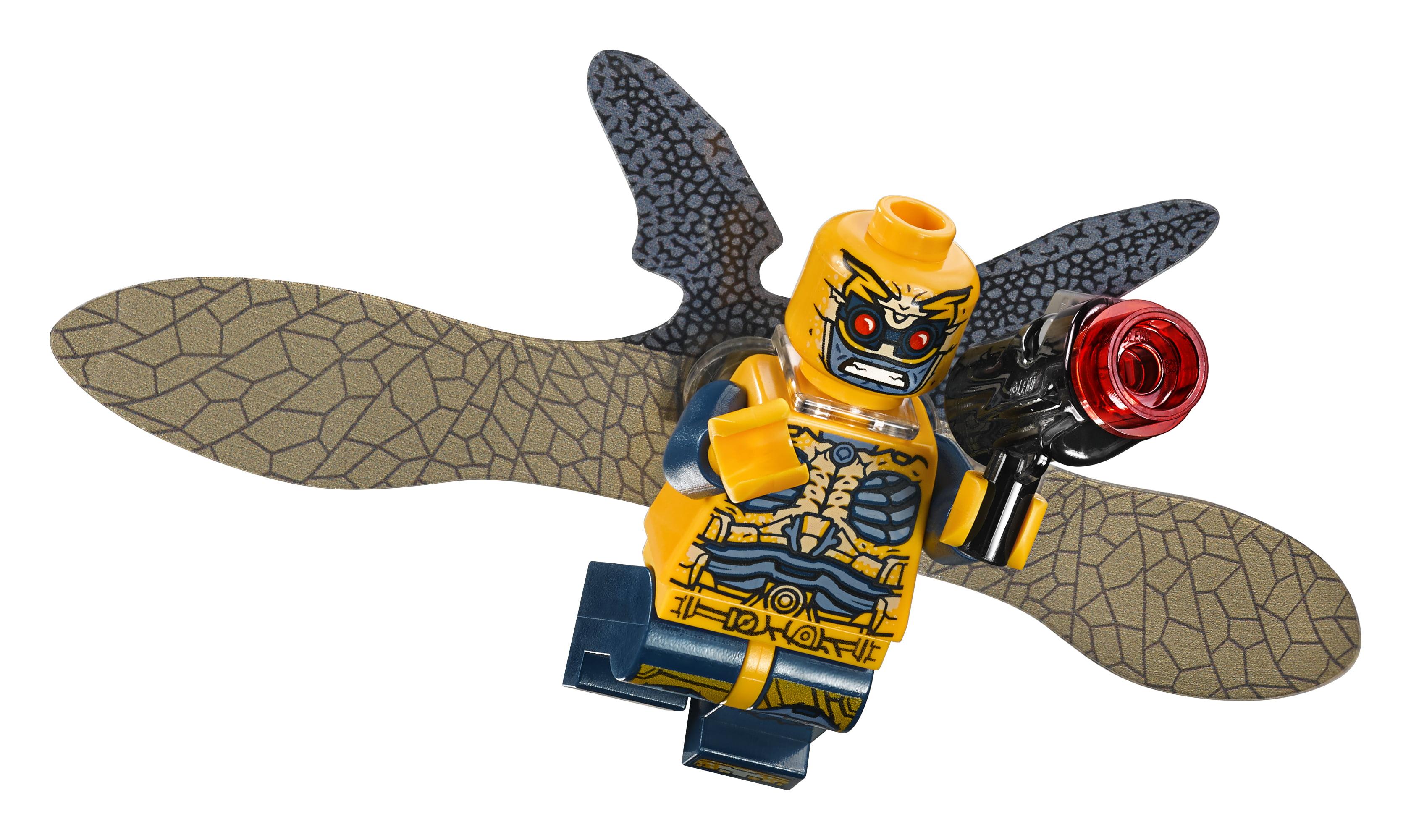 LEGO Super Heroes Battle of Atlantis 76085 197 Pieces