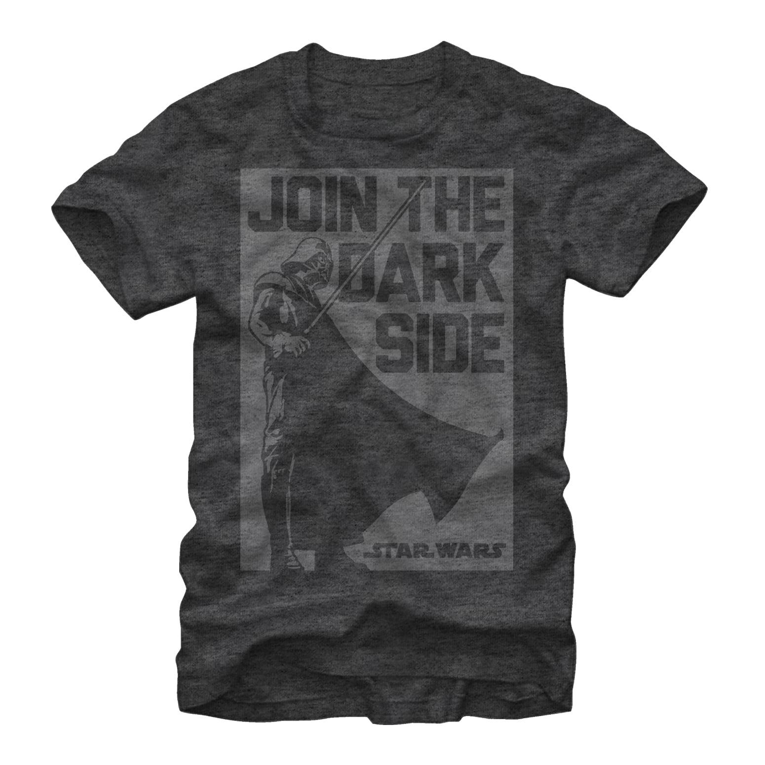 Star Wars Men's Dark Side Membership T-Shirt