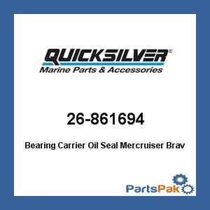 NEW QUICKSILVER MARINE SEAL PART NO 26-861694