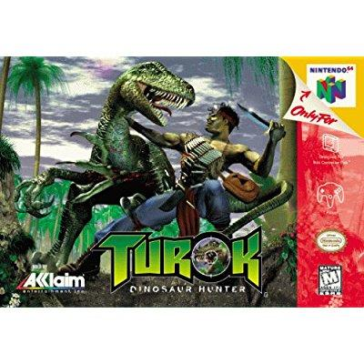 Turok: Dinosaur Hunter -Refurbished