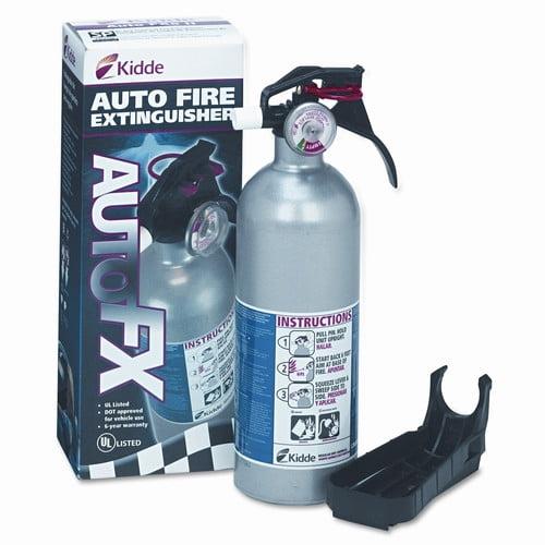 Kidde Auto Fire Extinguisher Best Auto Safety Accessories