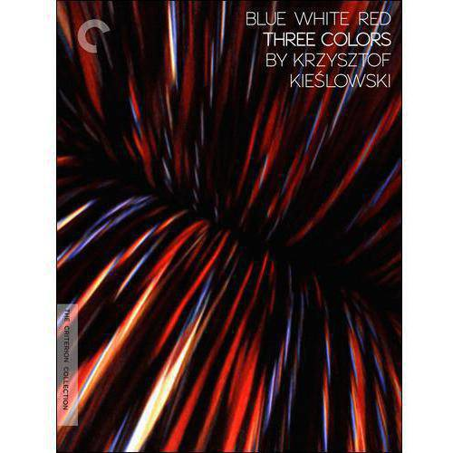 Three Colors: Blue, White, Red (French) (Criterion Collection)