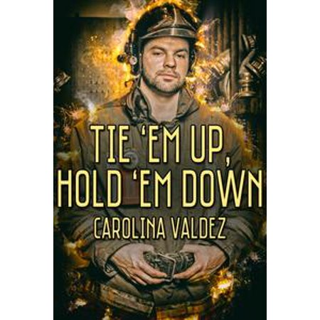 Tie 'Em Up, Hold 'Em Down - eBook (Size Em Up)