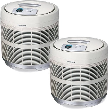 Honeywell True HEPA Air Purifier, 2 pack (Honeywell 50250 S True Hepa Air Purifier Manual)