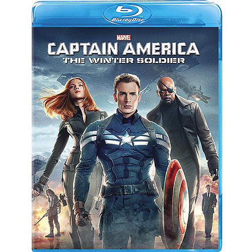 Captain America: The Winter Soldier (Blu-ray) (Widescreen)