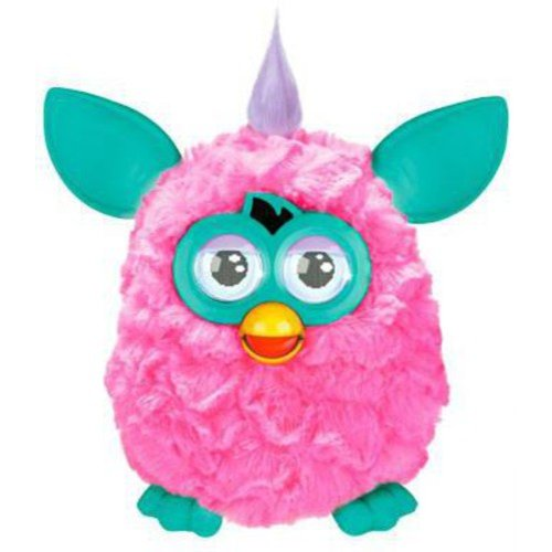 ***fast Track*** Fur Furby Cotton Candy