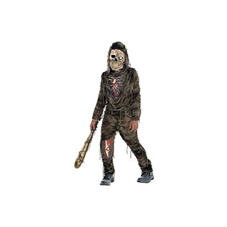 Amscan Zombie Creeper Child Costume - Kids Creeper Costume