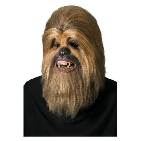 Full Fur Chewbacca Latex Mask](Full Latex Mask)