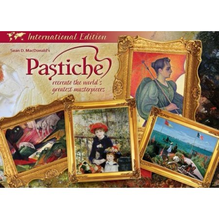 Pastiche (International Edition) SW (MINT/New)