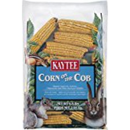 Kaytee Corn on the Cob Squirrel and Critter Food, 6.5 Pounds ()