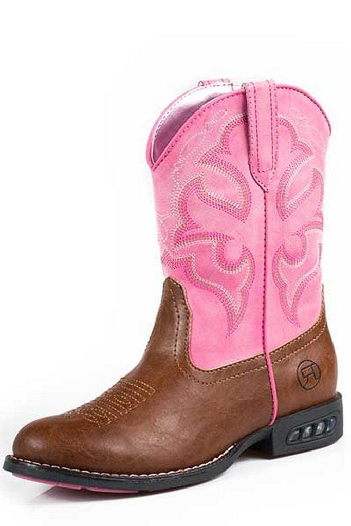 Pink Girls Western \u0026 Cowboy Boots
