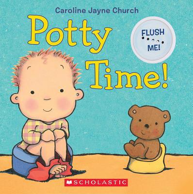 Potty Time (Board Book)